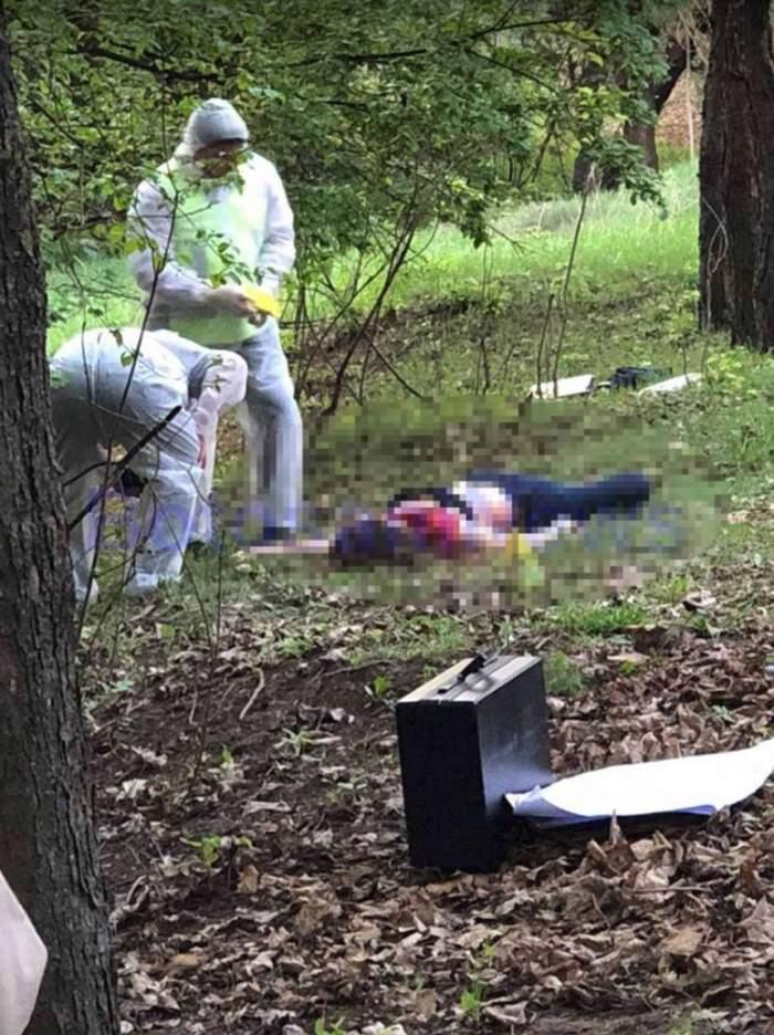 O altă crimă oribilă zguduie România. Adolescentă de 15 ani, găsită moartă în pădure