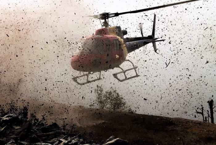 VIDEO / Un bărbat care a aşteptat 7 zile să fie salvat, după un accident aviatic, a murit ucis de elicele unui elicopter