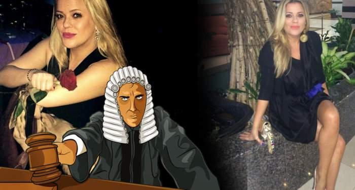 Leta Ilie, chemată de urgenţă în faţa judecătorilor! Lovitură cumplită pentru fosta nevastă de fotbalist