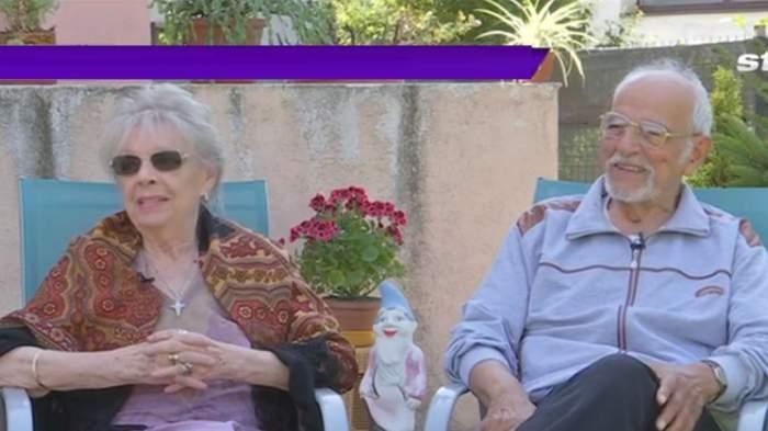 """VIDEO / Ileana Stana Ionescu, declaraţii uimitoare despre relaţia cu soţul: """"În 67 de ani, nu i-au spus niciodată 'Te iubesc!' """""""