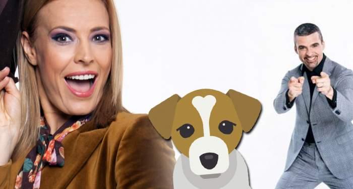 Monica Davidescu a rămas gravidă datorită unui... câine! Mărturia emoţionantă a soţiei lui Aurelian Temişan