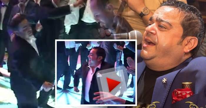 VIDEO / Adi Minune, dans demenţial la cheful Caranilor, pe muzica lui Salam! Lumea a rămas mască