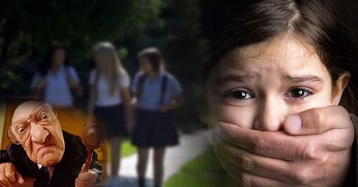 Fetiţele abuzate de pedofilul din Huşi, batjocorite şi de judecători! Decizie scandaloasă!