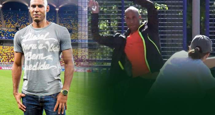 VIDEO PAPARAZZI / Un fotbalist celebru a renunţat la statutul de vedetă! Gestul pe care l-a făcut pentru oamenii obişnuiţi