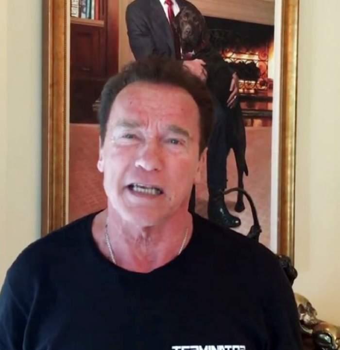 """Arnold Schwartzenegger, mesaj la câteva zile după ce a fost operat pe cord: """"E adevărat: m-am întors!"""""""