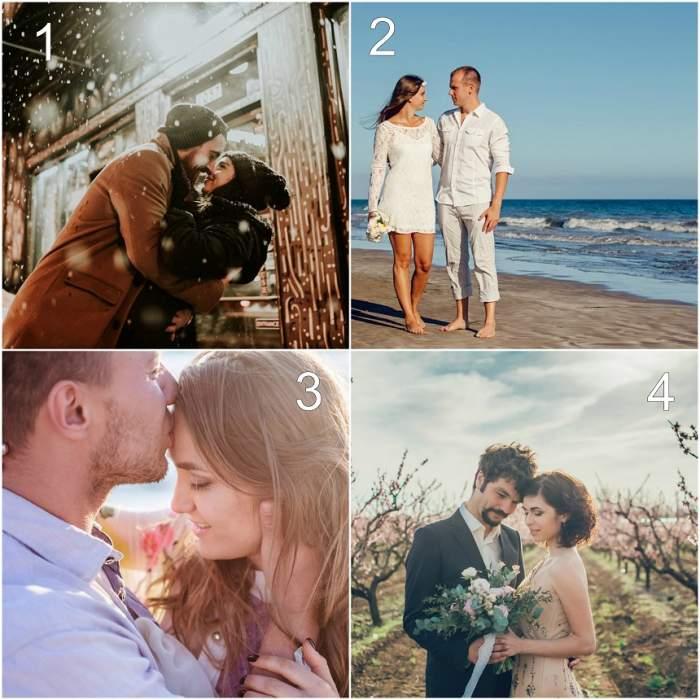 FOTO / TEST: Află mai mult despre relația ta! Alege o imagine și află cât de mult te apreciază partenerul de viață