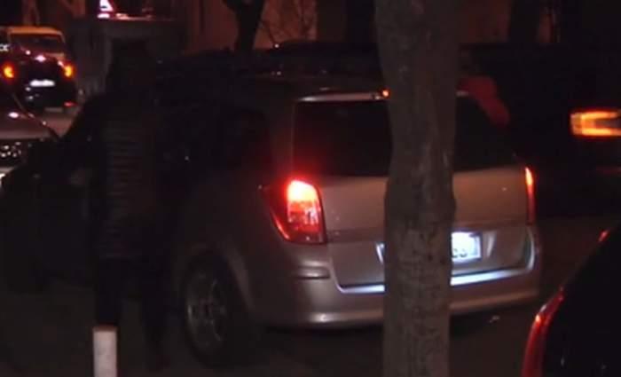 VIDEO / La un pas de crimă pentru un loc de parcare. Scene macabre în Capitală