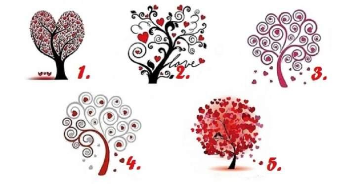 FOTO / Alege un copac și află cum să-ți îmbunătățești relația. Nu este chiar atât de ușor