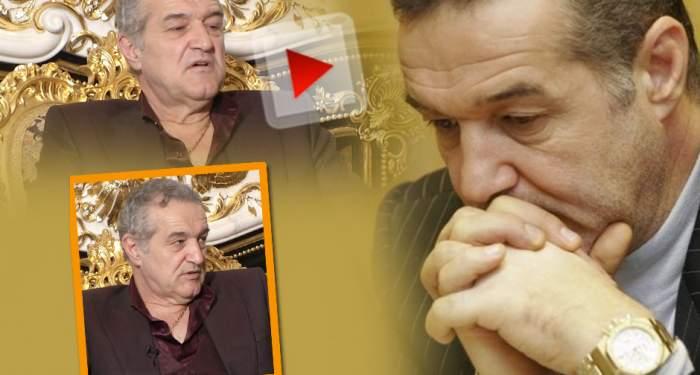 """Gigi Becali, despre credinţă, mântuire şi minuni """"Vreau să fac o mărturisire în zilele astea sfinte"""""""
