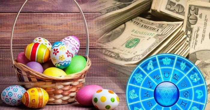 Ce zodie câştigă o sumă considerabilă de bani în ziua de Paşte