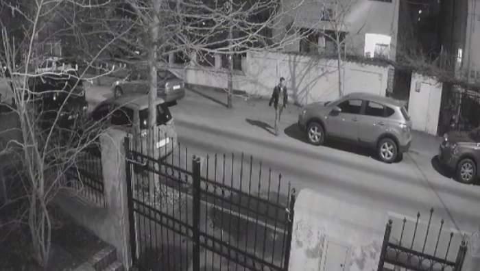 Bărbatul acuzat de incendierea unor mașini în Capitală, arestat preventiv. Motivul incredibil pentru care a făcut acest gest