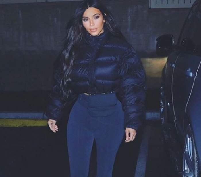 FOTO / Kim Kardashian le dă peste nas tuturor, după ce au apărut poze cu posteriorul plin de celulită. Cum arată, de fapt, starleta