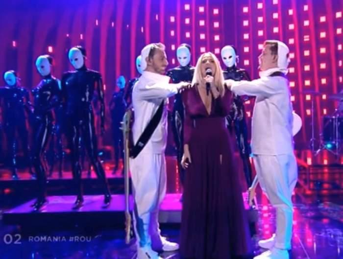 UPDATE / Eurovision 2018. România nu s-a calificat pentru finala din Lisabona