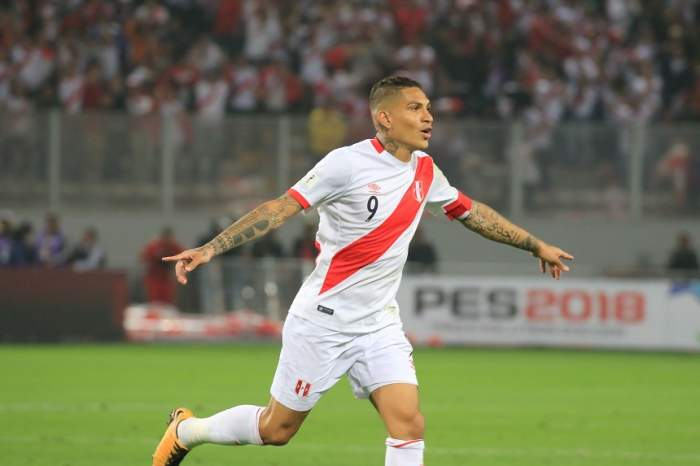 CAMPIONATUL MONDIAL 2018 / Peru a rămas fără vedetă! Paulo Guerrero a fost prins dopat şi a primit o suspendare drastică