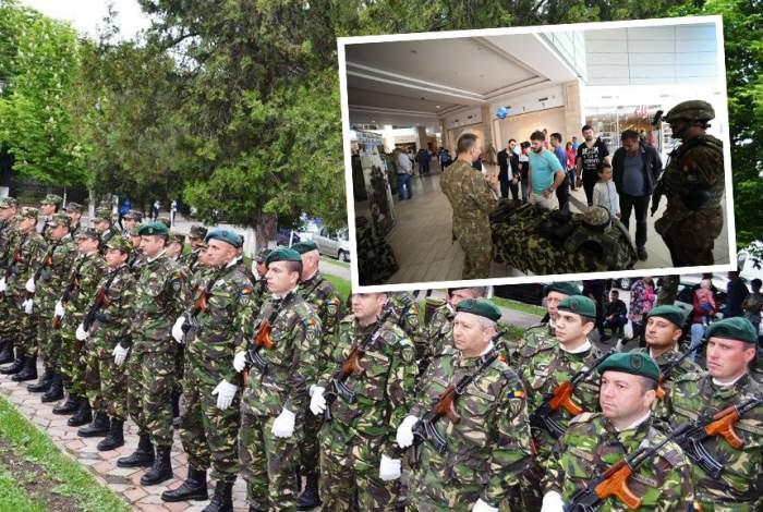Adevărul despre înrolările în Armată! Detalii din culisele recrutării de rezervişti voluntari!