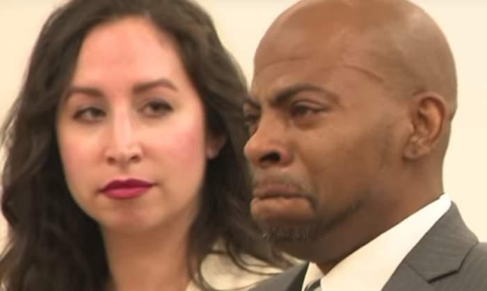 VIDEO / Reacția incredibilă a unui bărbat închis pe nedrept 17 ani, care află că va fi eliberat