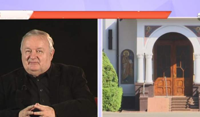 VIDEO / Cristian Ţopescu, înmormântat cu onoruri militare. Fostul mare comentator sportiv, plâns de o ţară întreagă