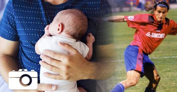 VIDEO PAPARAZZI / A fost înşelat de soţie şi, fără să ştie, a crescut copilul altui bărbat! Cum arată Augustin Călin, fotbalistul a cărui viaţă bate filmul