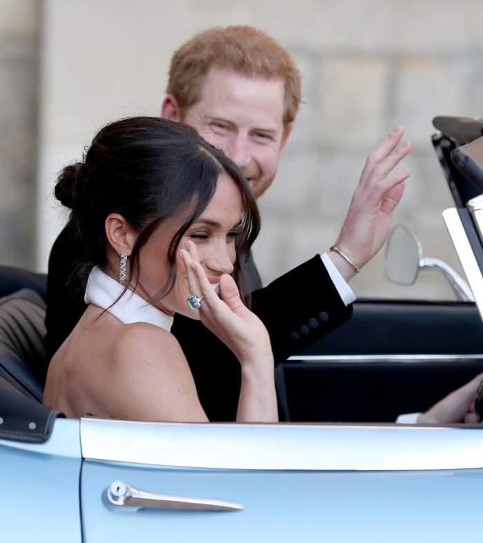 Detalii din culisele recepție de la nunta regală. Serena Williams a câștigat un concurs de băut, iar George Clooney a dansat cu mireasa