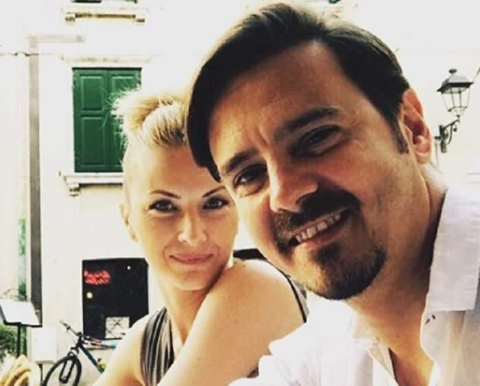 """Mihai Petre, îngrijorat pentru soția lui, însărcinată în cinci luni: """"Trebuie să se mai liniștească"""""""