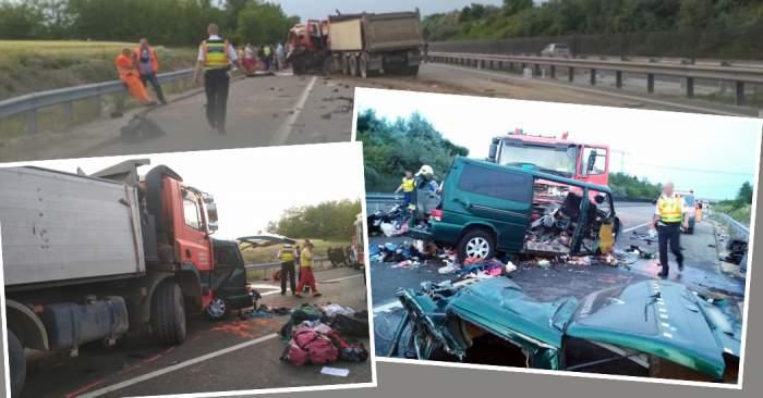 """Un expert în conducerea defensivă face declaraţii şocante după accidentul din Ungaria: """"Au vrut să se sinucidă"""""""