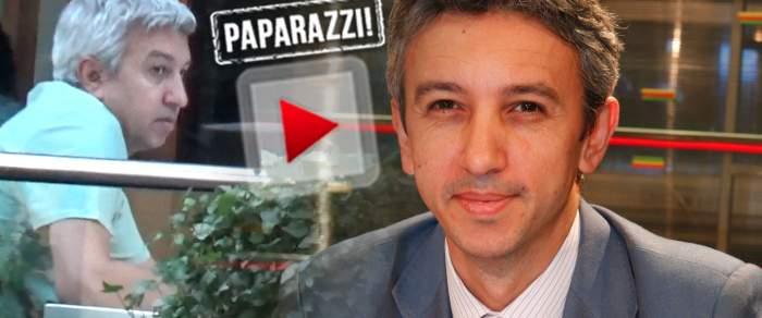 VIDEO PAPARAZZI / I-a pierit zâmbetul! Cum arată Dan Diaconescu, la şase luni după ce a ieşit din închisoare