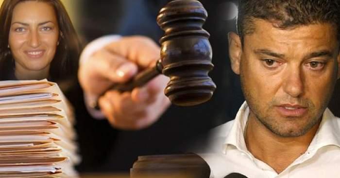 Cristian Boureanu, din nou la cuţite cu fosta nevastă! S-a lăsat cu proces