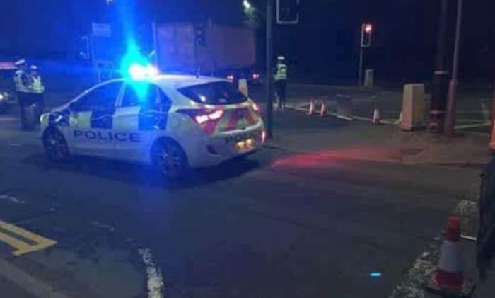 O maşină a intrat în mulţime în Manchester. Bilanţul victimelor