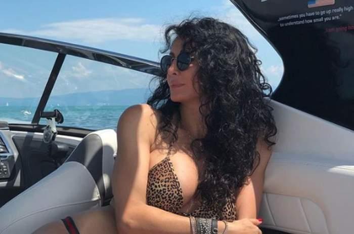 FOTO / Imagine de infarct cu Mihaela Rădulescu. Niciodată posteriorul ei nu a fost mai sexy