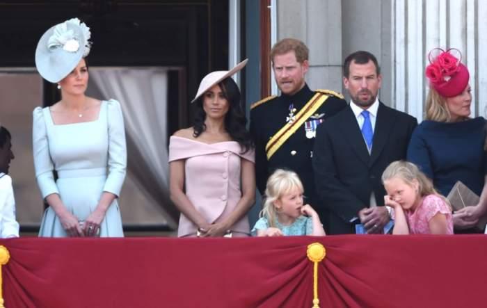 Kate şi Meghan, la un pas să ajungă la cuţite. Probleme grave pentru soţia Prinţului William din cauza cumnatei