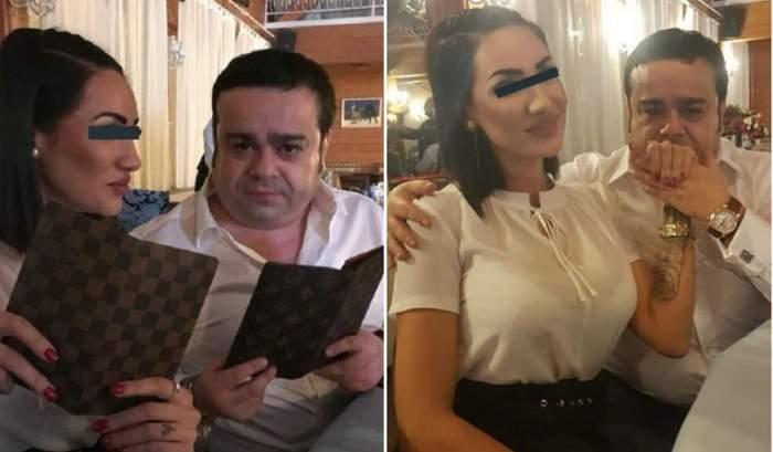 FOTO / Adrian Minune, în tandrețuri cu o femeie, alta decât soția! Manelistul este asaltat cu mesaje de la o brunetă misterioasă