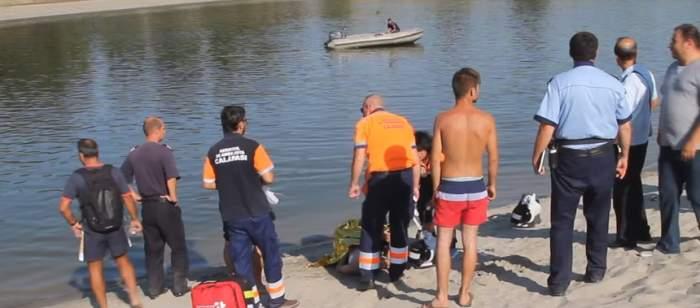 Adolescenta dispărută de trei zile în apele Dunării a fost găsită