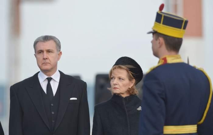 Familia Regală a României s-a reunit pentru pomenirea de şase luni de la trecerea în nefiinţă a Regelui Mihai