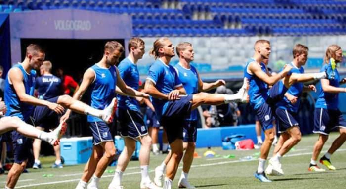 VIDEO / Ei sunt cei mai sexy fotbalişti de la Campionatul Mondial. Imagini fierbinţi cu jucătorii