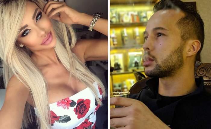 Ce îl leagă pe Tristan Tate de fosta iubită. Bruneta, o ameninţare pentru Bianca Drăguşanu?!