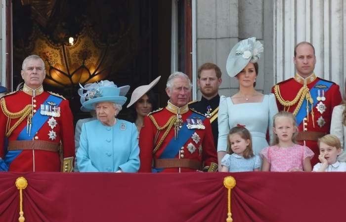 De ce Prinţul William şi Kate Middleton nu o vor pe Meghan Markle naşa celui de-al treilea copil al lor