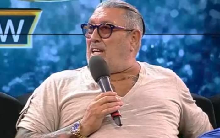 """VIDEO / Serghei Mizil, probleme grave la ficat: """"Puteam să mor"""""""