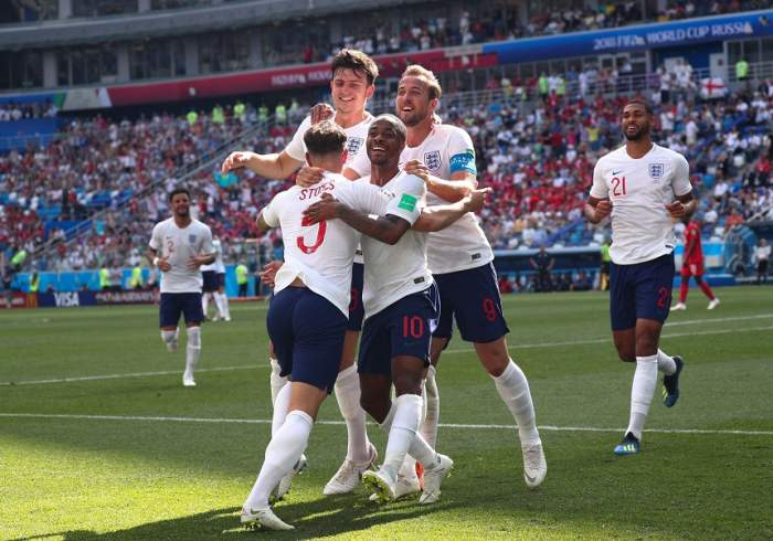 """FOTO / Un suporter al Angliei şi-a făcut cel mai tare tatuaj de la Campionatul Mondial! """"Ştiu că oamenii cred că sunt un idiot, dar nu-mi pasă"""""""