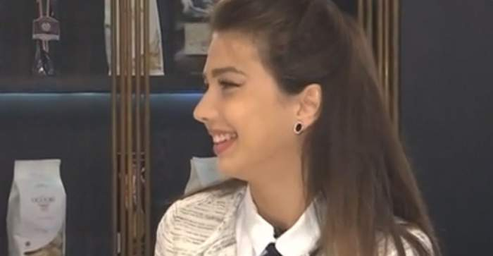 """VIDEO / Maria, fiica lui Anghel Iordănescu, dezvăluiri exclusive despre carieră și iubit: """"Dacă eu greşesc, se dă în el"""""""
