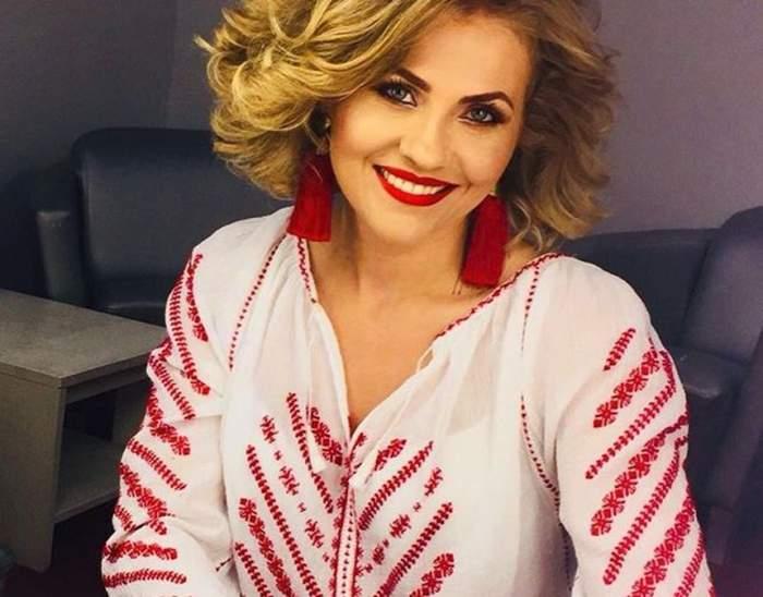 VIDEO / Ce probleme a întâmpinat Mirela Vaida, astăzi, în drum spre emisiune