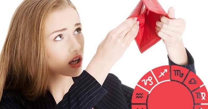 HOROSCOP FINANCIAR LUNA IULIE - Trei nativi vor suferi pierderi financiare uriașe. Se va goli portofelul!