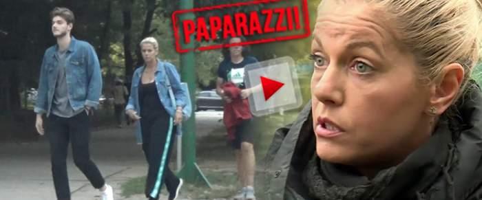 VIDEO PAPARAZZI / Când iese la plimbare, Lorena Balaci e cea mai tare! Fosta soţie a lui Eugen Trică, senzaţie în parc, alături de copii!