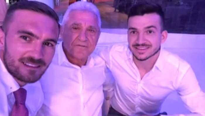 VIDEO / Giovani Becali, prima apariție în public după ce a ieșit din închisoare! Afaceristul a fost prezent la o nuntă din showbiz