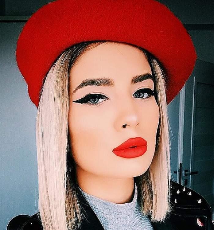 Calina Roman este disperată! Un hacker turc i-a spart contul de Instagram