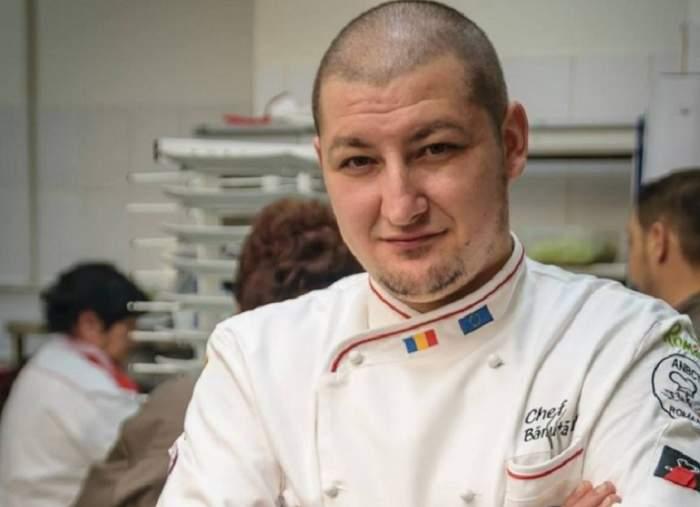 """Gianny Bănuță, câștigătorul de la """"Chefi la cuțite"""", a plecat din România! De ce a luat această decizie"""