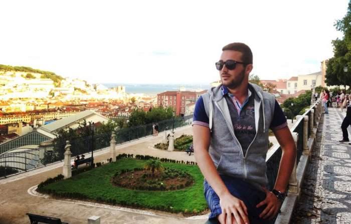 Fiul lui Radu Mazăre, dus de urgenţă la spital