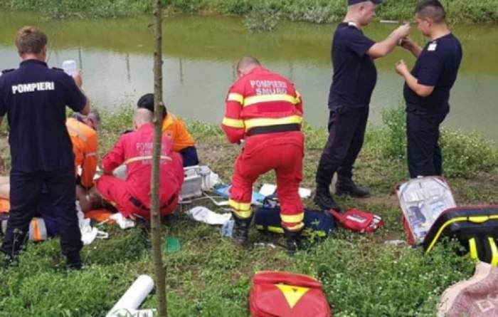 Sfârșit tragic pentru un polițist din Olt! S-a electrocutat la pescuit