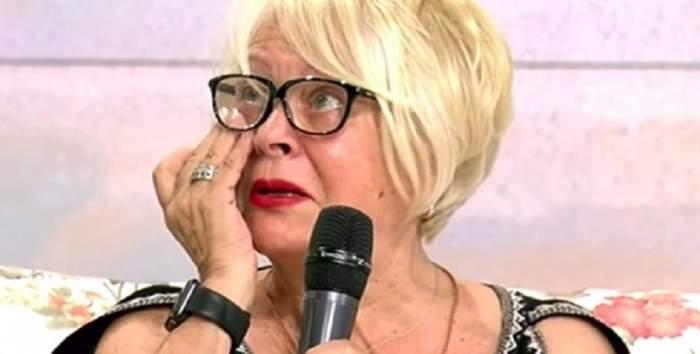 """Mirabela Dauer a izbucnit în lacrimi, la TV: """"Recuperarea e mai grea!"""""""