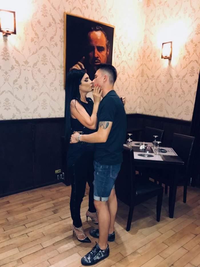 """FOTO / Andreea Tonciu s-a afișat într-o bluză mulată, iar fanii au luat-o la întrebări: """"Mai așteptați un bebe?"""""""