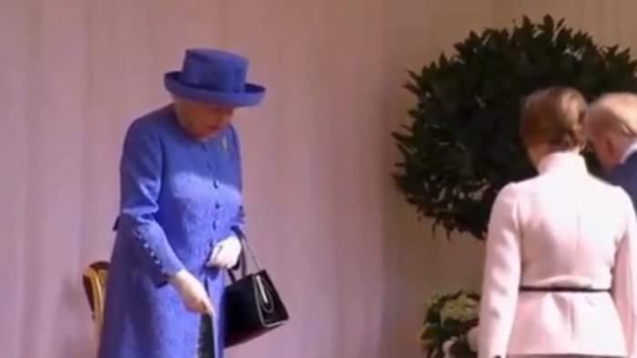 VIDEO & FOTO / Ce ținută a purtat Regina Angliei, la ultimul eveniment la care a participat. Culoarea a avut o semnificație aparte